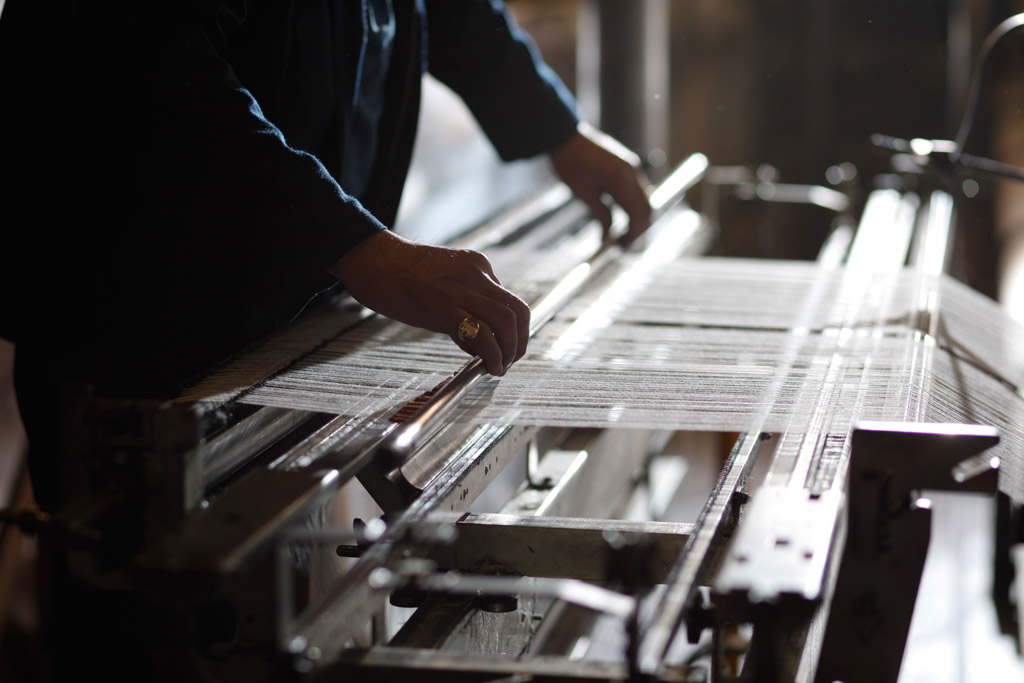 Morton Young and Borland Textiles
