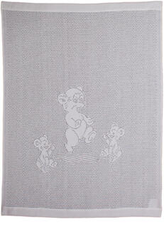 Baby Blanket: Teddy