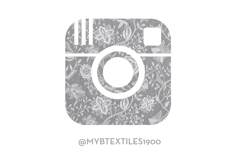 MYB TEXTILES are on Instagram