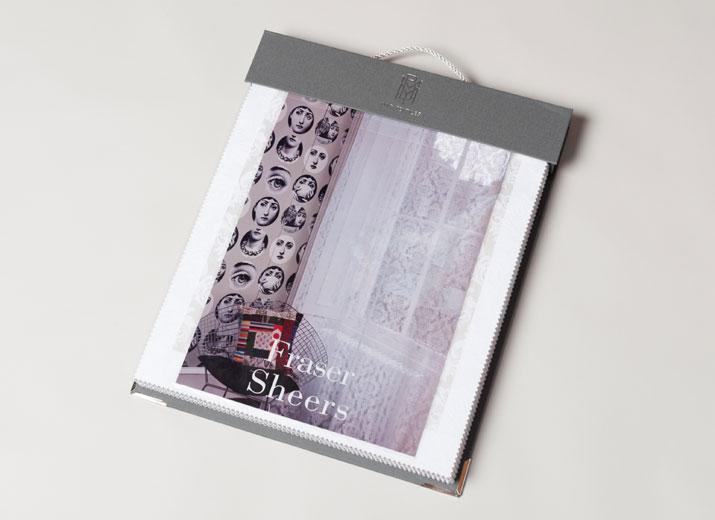 Fraser Sheers Book - MYBTextiles.com