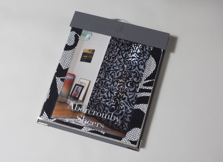 Abercromby Sheers Book - MYBTextiles.com