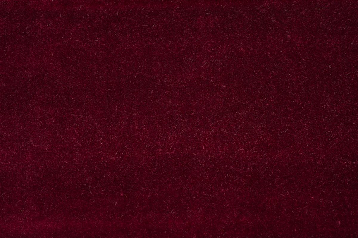 Burgandy Marlow Velvet Myb Textiles
